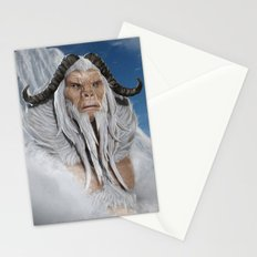The Great White Ape Stationery Cards