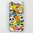 Halloween Print iPhone & iPod Skin