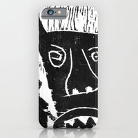 iPhone & iPod Case featuring Bull by Hadar Geva