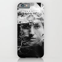 iPhone & iPod Case featuring Girl by The Light Project