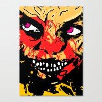 Demons 2 Canvas Print