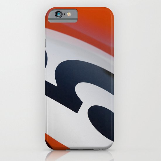 Racer Five iPhone & iPod Case