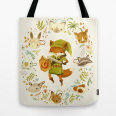 The Legend of Zelda: Mammal's Mask Tote Bag