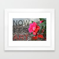 Now its art.  Framed Art Print
