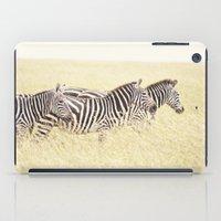 trois::kenya iPad Case