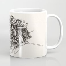 The Knitting Mug