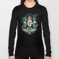 OVER YOUR DEAD BODY Long Sleeve T-shirt
