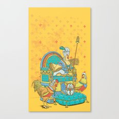 Eleggance Canvas Print