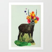 I've Been Searching For … Art Print