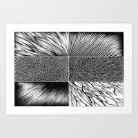 Panel Art Print