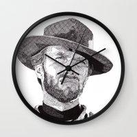Clint II Wall Clock