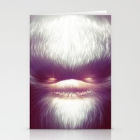 Smooth Fine Evil Stationery Cards