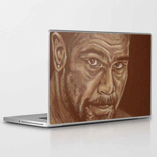 round 11..david haye Laptop & iPad Skin