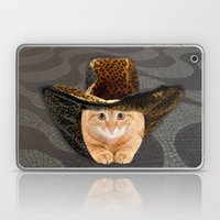 the cat in the hat Laptop & iPad Skin