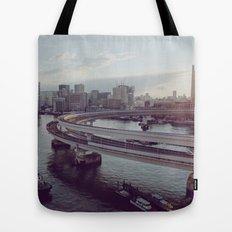 Tokyo Bay Tote Bag
