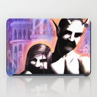 Keepers Of The Underworl… iPad Case