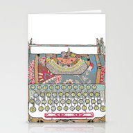 I DON'T KNOW WHAT TO WRI… Stationery Cards