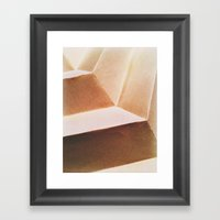 Father Of Clay Framed Art Print