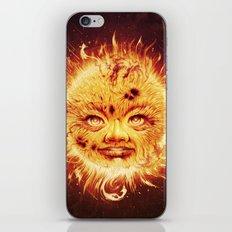 The Sun (Young Star) iPhone & iPod Skin