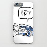 R2CUTIE iPhone 6 Slim Case