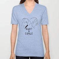 Hart & Cohle 2012 Unisex V-Neck