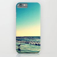 Bird On The Water. iPhone 6 Slim Case