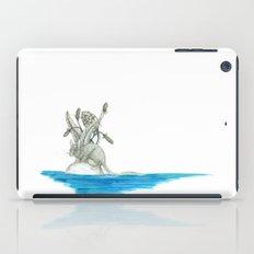 Dormouse in an island iPad Case