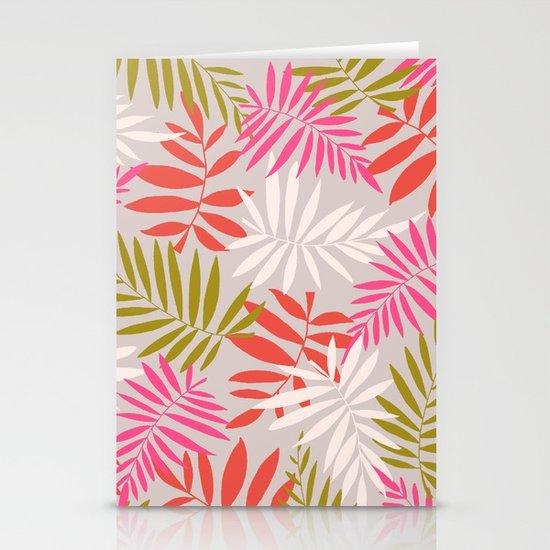 Tropical fell Stationery Card