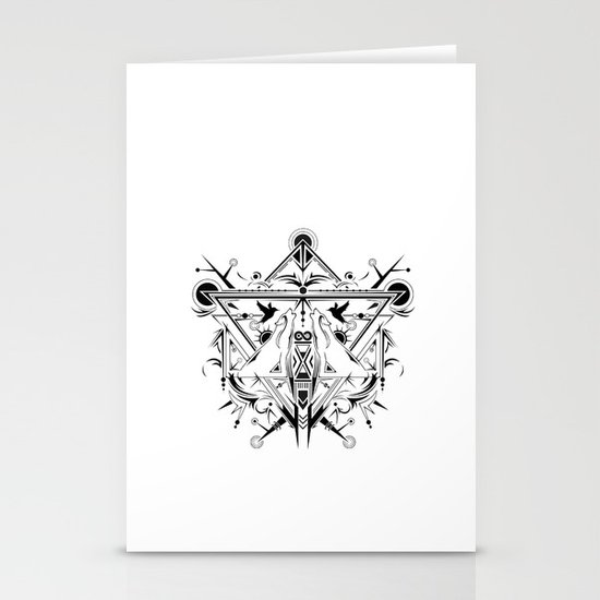 High Noon Stationery Card