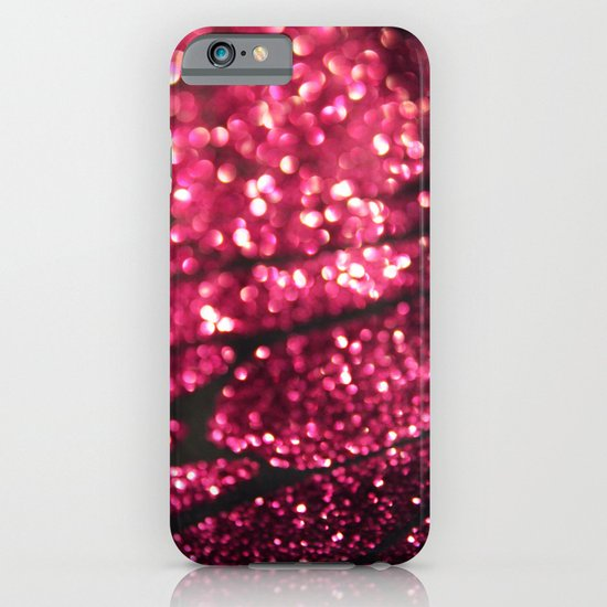 glitter and sparkle  iPhone & iPod Case