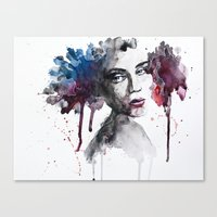 Rooney Canvas Print