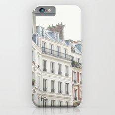 Good Morning, Paris - Photography iPhone 6s Slim Case