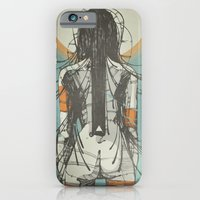 iPhone & iPod Case featuring Nymph: Staring at the Sun (Ext) by Dr. Lukas Brezak
