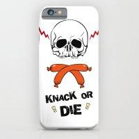 Knack Or Die iPhone 6 Slim Case