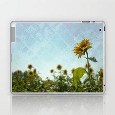Sunny Flower Laptop & iPad Skin