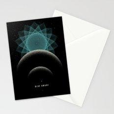 BLUE DWARF Stationery Cards