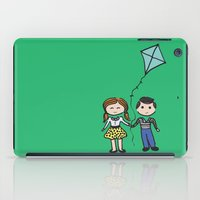 Fly A Kite iPad Case