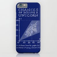 Chances of Seeing a Unicorn iPhone 6 Slim Case