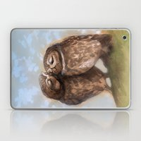 Owls in Love Laptop & iPad Skin