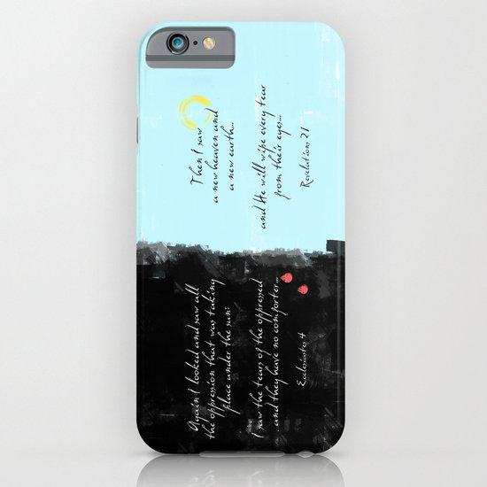 Tears iPhone & iPod Case