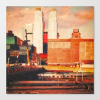 The High Line Canvas Print
