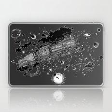 Space Train Laptop & iPad Skin