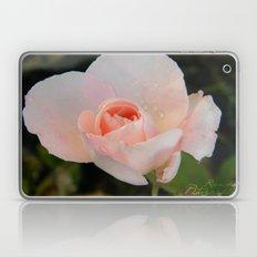 rainy flower Laptop & iPad Skin