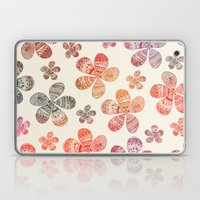 Storied Flowers 2 Laptop & iPad Skin