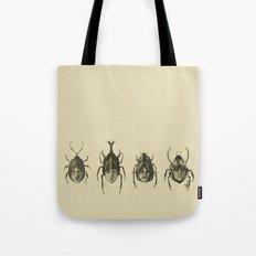 Basic Beatle Morphology Tote Bag