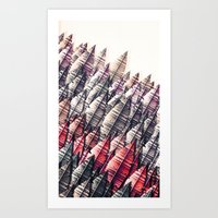 Feuervogel Art Print