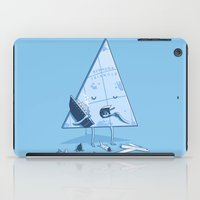 Bermuda triangle iPad Case
