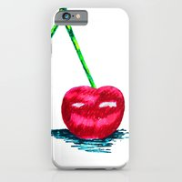 Cherries iPhone 6 Slim Case