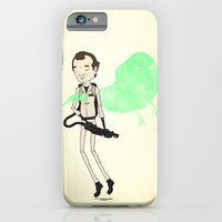iPhone & iPod Case featuring Venkman by Derek Eads