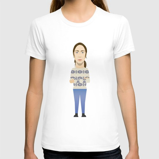 Watching The Detectives #1: Portrait T-shirt